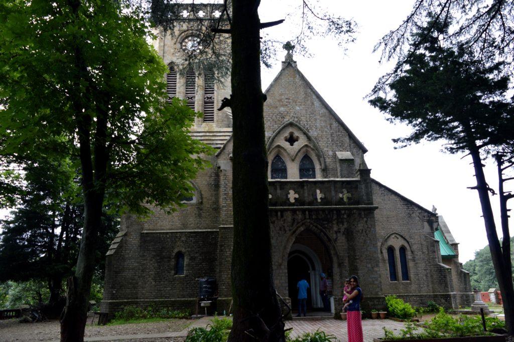 Christ Church @Kasauli, H.P. @traxplorers