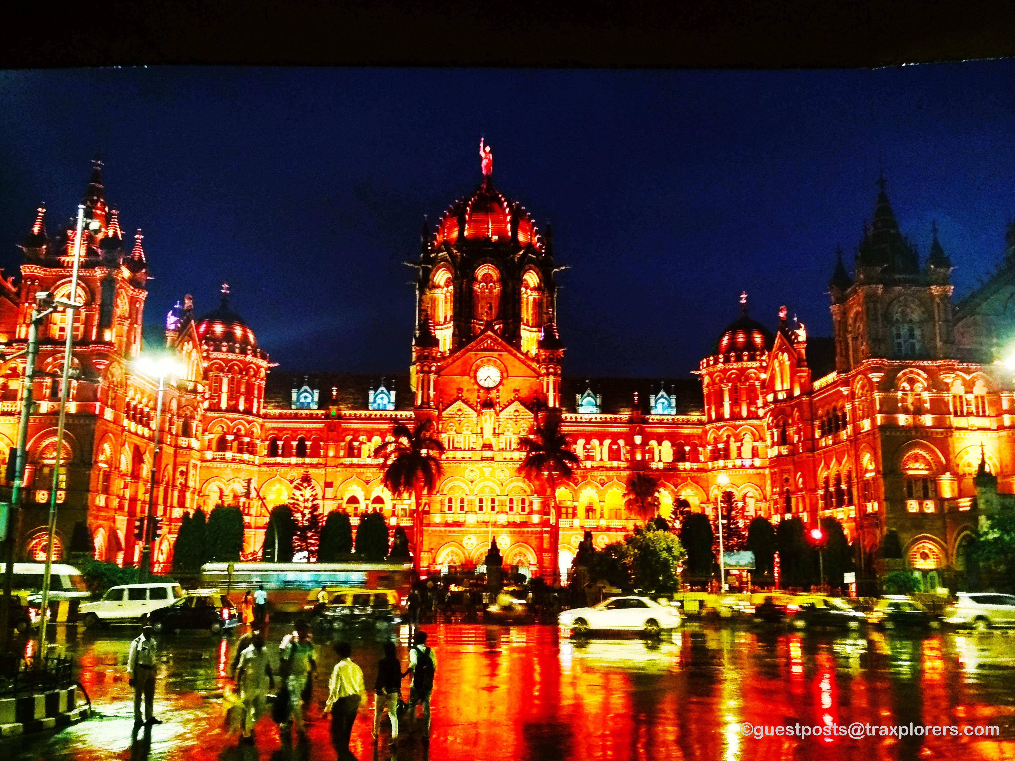 Chhatrapati Shivaji Maharaj Terminal. guestposts@traxplorers.com