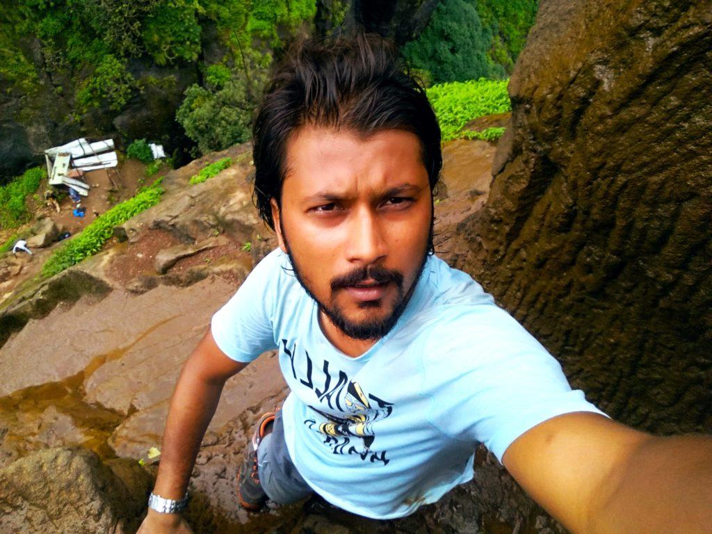 Steep stretch to Kalavantin Durg trek. guestposts@traxplorers.com