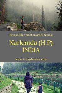 Narkanda Beyond the veil of crowded Shimla @traxplorers.com